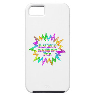 Salsa Dancing More Fun Case For The iPhone 5