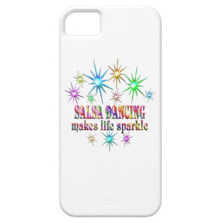 Salsa Dancing Sparkles Case For The iPhone 5