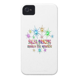 Salsa Dancing Sparkles Case-Mate iPhone 4 Cases