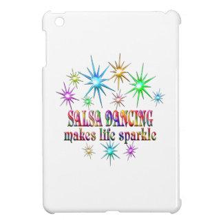 Salsa Dancing Sparkles iPad Mini Covers