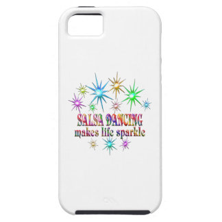 Salsa Dancing Sparkles iPhone 5 Covers