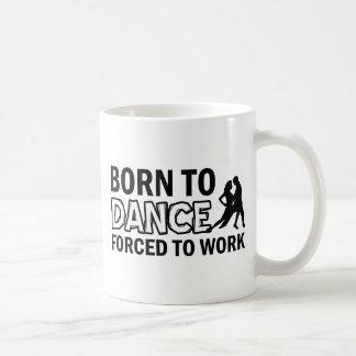 Salsa designs coffee mug