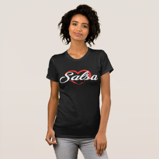 Salsa heart T-Shirt