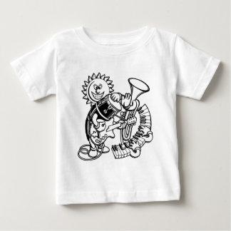 Salsa-Instruments-1 Baby T-Shirt