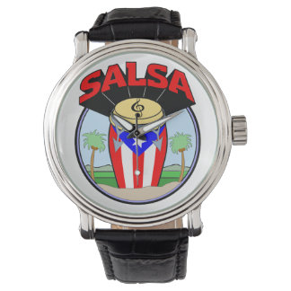 Salsa Time! Watch