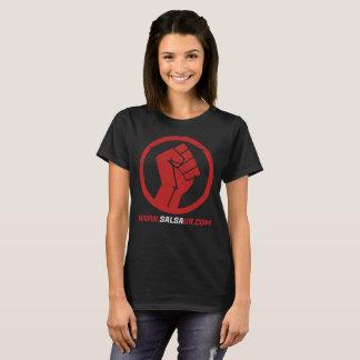 Salsa Underground T-Shirt Women Big Logo