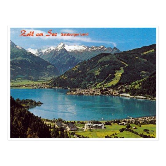 Salsburg Austria - Postcard