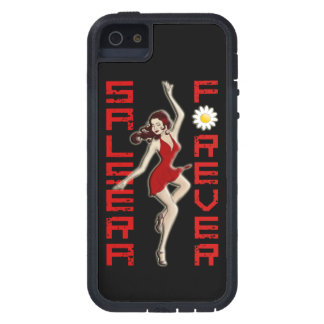 SALSERA FOREVER T.Xtreme iPhone5 Case with daisy
