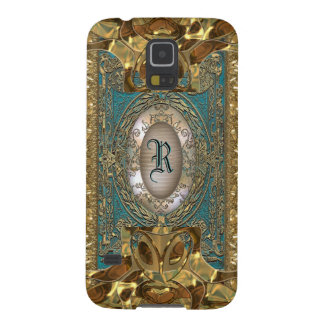 Salsibury Afternoon III  Monogram Galaxy S5 Case