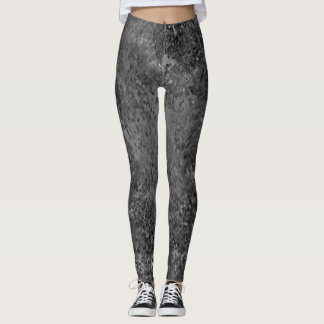 """Salt and Pepper"" Comfort Leggings"