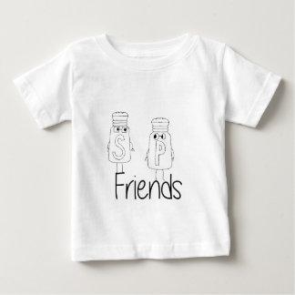 Salt and Pepper - Friends Baby T-Shirt