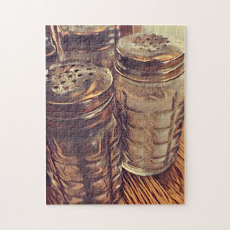 Salt and Pepper Jigsaw Puzzle