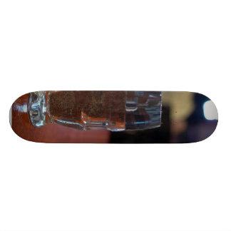 Salt And Pepper Shackers Custom Skate Board
