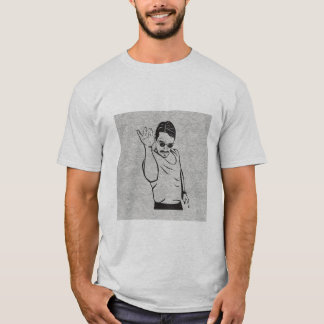 SALT BAE casual t shirt