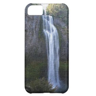 Salt creek Falls, Oregon Artwork iPhone 5C Case