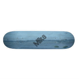 Salt Flats Nature Skateboard