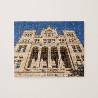 Salt Lake City and County Building, Salt lake City Puzzles
