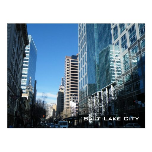 Salt Lake City Cartes Postales