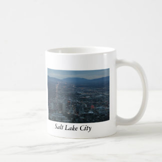 Salt Lake City Coffee Mug