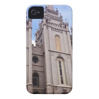 Salt Lake City Temple iPhone 4 Case-Mate Cases