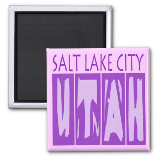 SALT LAKE CITY UTAH MAGNET