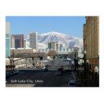 Salt Lake City, Utah Post Card