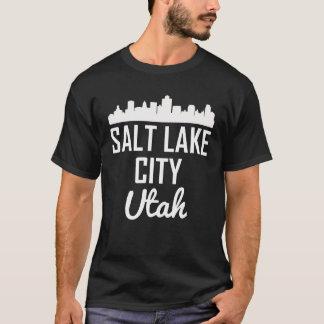 Salt Lake City Utah Skyline T-Shirt