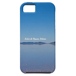 Salt Lake in Salar de Uyuni, Bolivia Case For The iPhone 5