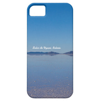 Salt Lake in Salar de Uyuni, Bolivia iPhone 5 Cases