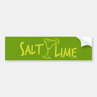 Salt / Lime Bumper Sticker