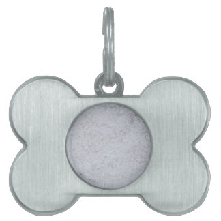 Salt macro as background structure pet name tags