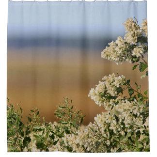 Salt Marsh and saltbush flowers