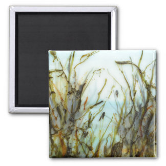 """Salt Marsh Morning"" Magnet"