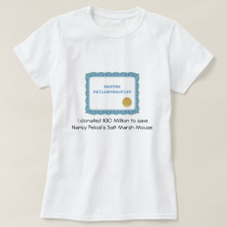 Salt Marsh Philanthropist T-Shirt