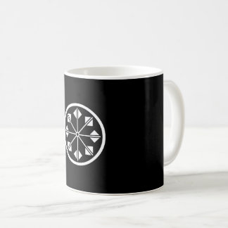Salt name rice field pinwheel coffee mug