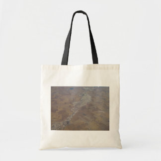 Salt Pans Near Kalgoorlie At Western Australia Tote Bag