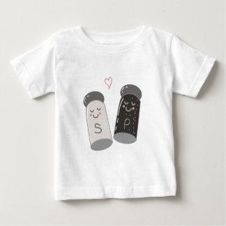 Salt & Pepper Baby T-Shirt