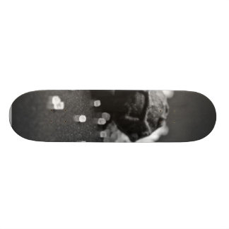 Salt Pepper Macro Image In Studio Skate Board Decks