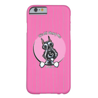 Salt Pepper Schnauzer IAAM Barely There iPhone 6 Case