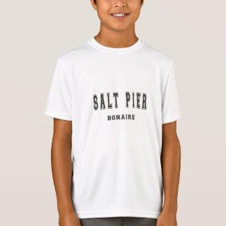 """""""Salt Pier"""" Bonaire Antilles T-Shirt"""
