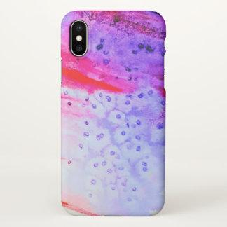 salt print iPhone x case