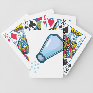 Salt Shaker Bicycle Playing Cards