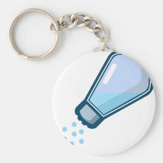 Salt Shaker Keychain