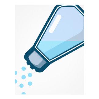 Salt Shaker Letterhead