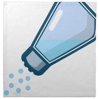 Salt Shaker Napkin