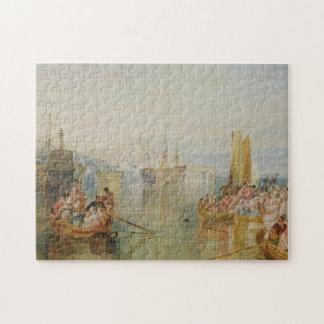 Saltash, Cornwall Jigsaw Puzzle