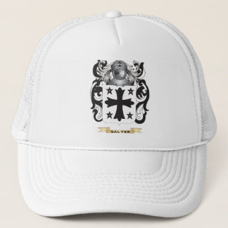 Salter Coat of Arms (Family Crest) Trucker Hat