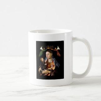 Salting Madonna and Christ Child Coffee Mug