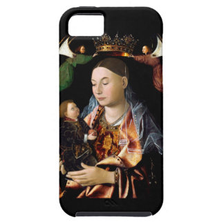 Salting Madonna and Christ Child iPhone 5 Cover