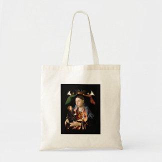 Salting Madonna and Christ Child Tote Bag
